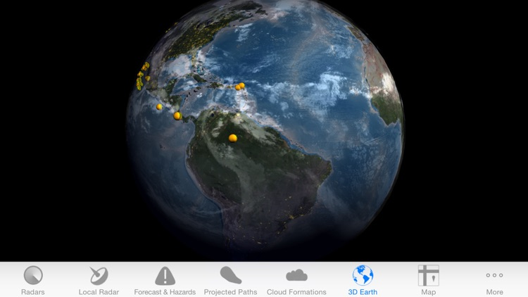 Hurricane Track+ Storm Tracker