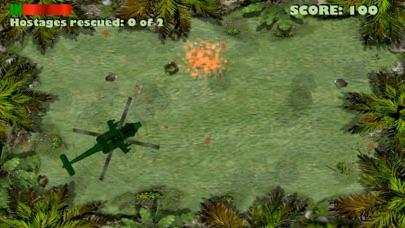 Jungle war rescue screenshot #8