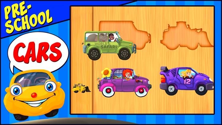 My First Car Puzzle screenshot-3
