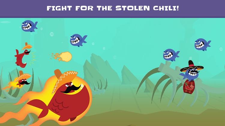 Skidos Chili Hunt Kids Games