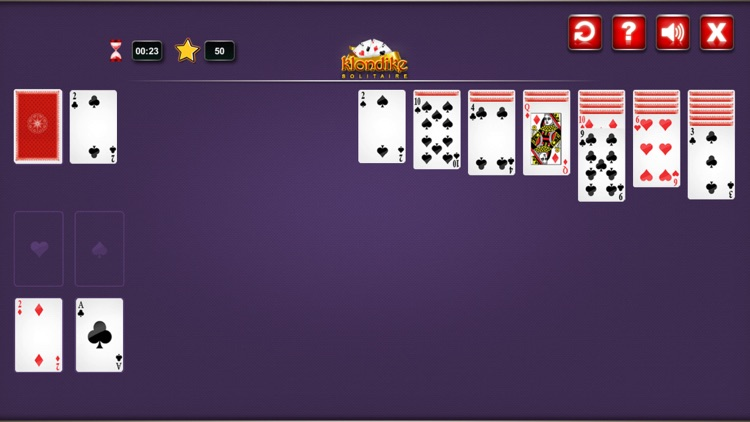 Klondike Solitaire Card Game screenshot-3