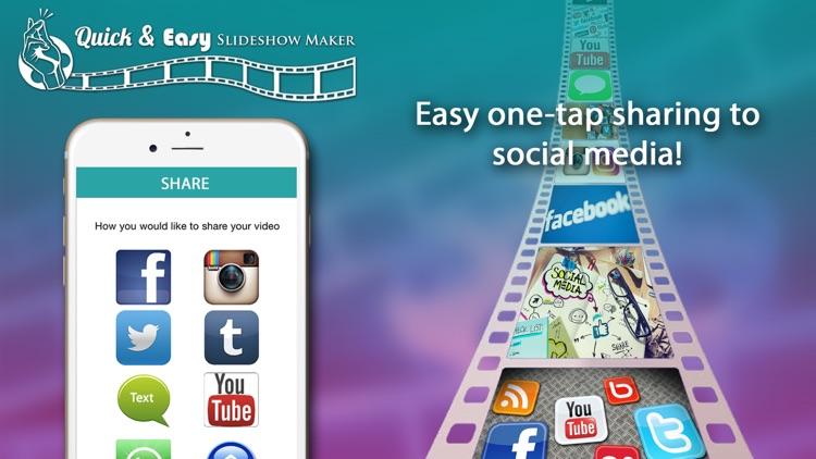 Quick & Easy Slideshow Maker