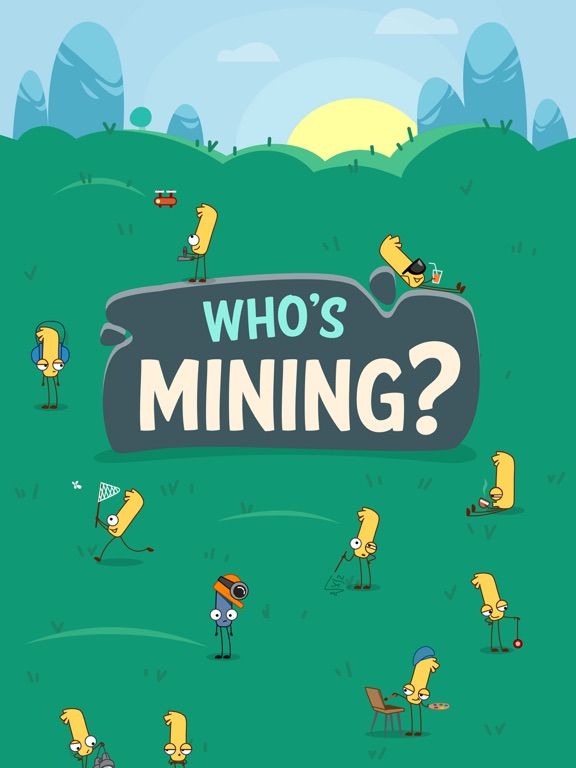 Screenshot #5 for Who's Mining?