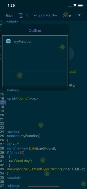 C/C++-programming language on the App Store