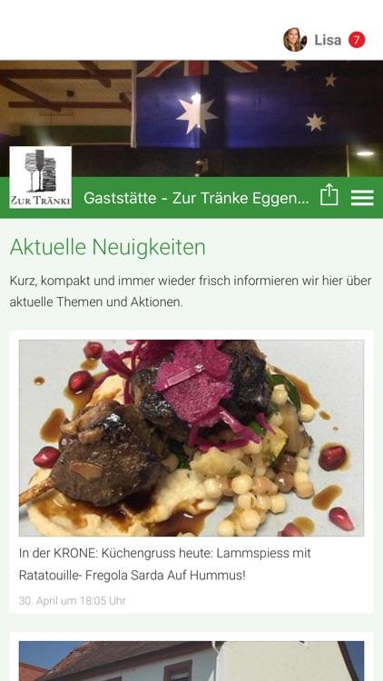 Zur Tränke Eggenstein by Tobit.Software
