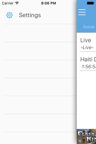 Scoop FM Haiti - náhled