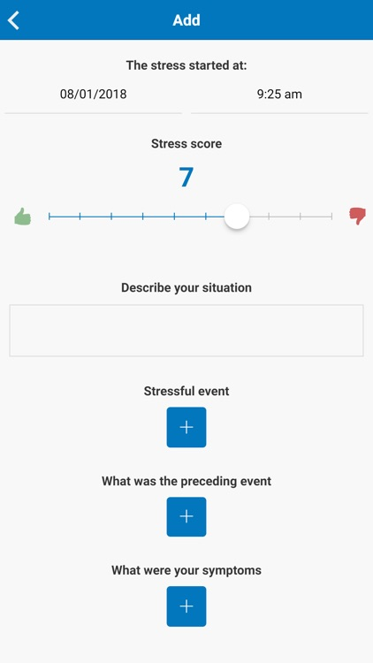 Manage Your Stress screenshot-1
