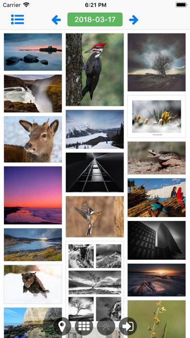 FLExplorer for Flickr Pro screenshot one