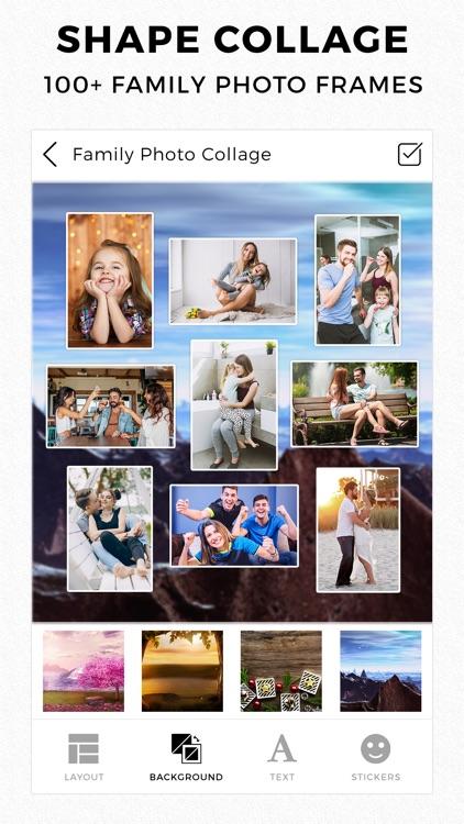 Magic Shape Collage screenshot-3