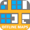 Offline Maps of the World with GPS Navigation MGR