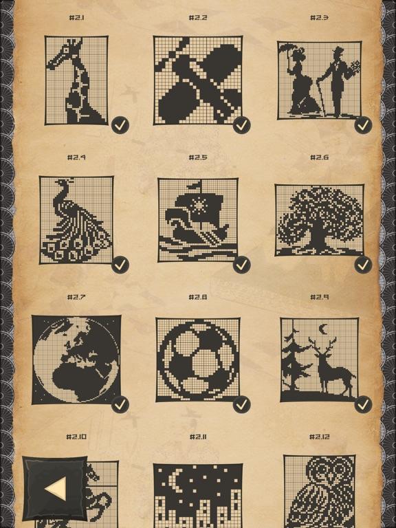 Игра Японские кроссворды CrossMe