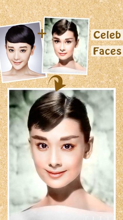 Super Star - Face Change Swap
