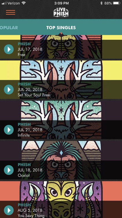 LivePhish screenshot-5