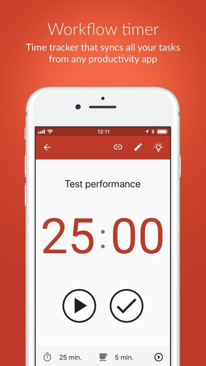 PomoDoneApp - your tasks timer