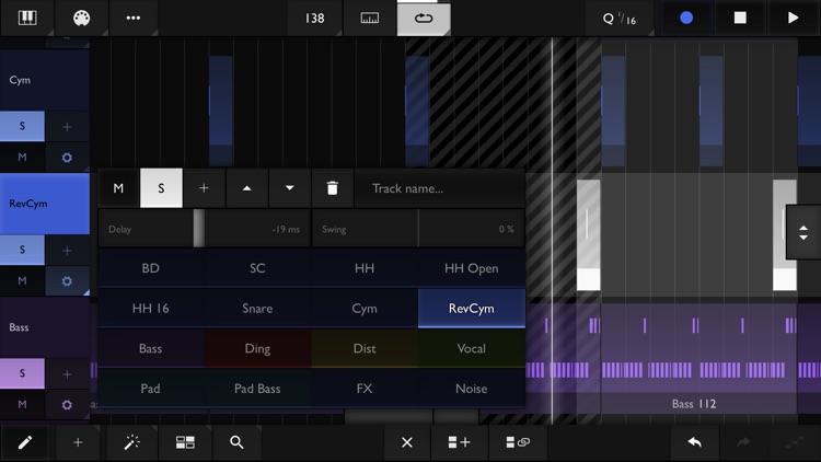 Xequence | MIDI Workstation screenshot-5
