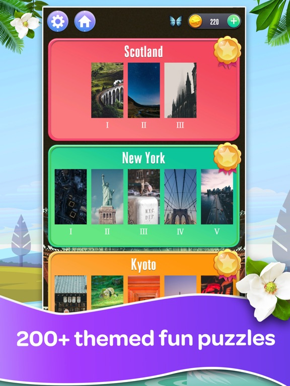 Word View - Link Search Games screenshot 14