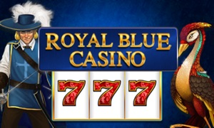 Royal Blue Slots Casino - Las Vegas Style Games