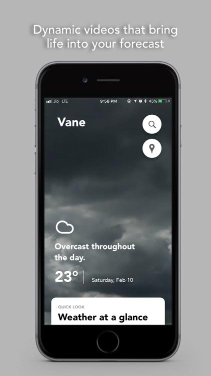 Vane screenshot-1
