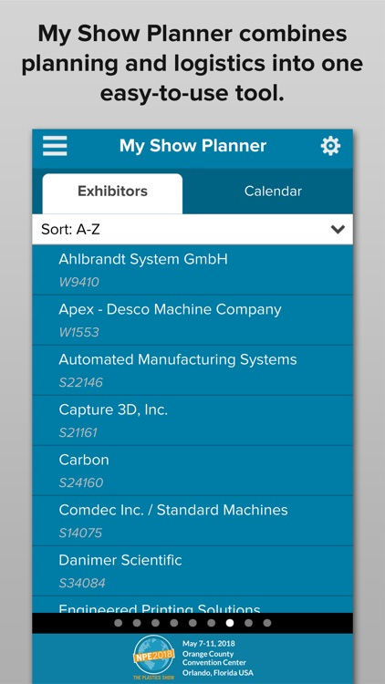 NPE2018: The Plastics Show screenshot-2