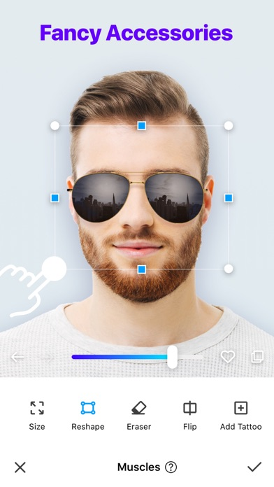 Download Manly - Six Pack Abs Editor for Pc