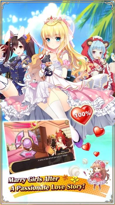 Скриншот Girls X Battle:GXB_Global