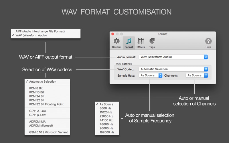 To WAV Converter Screenshot