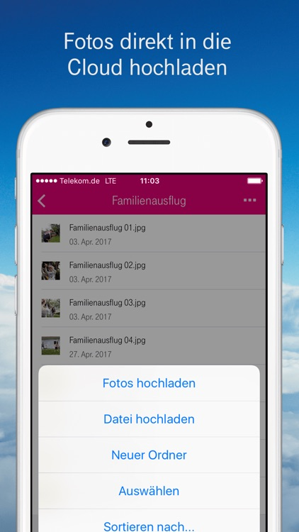 MagentaCLOUD screenshot-2