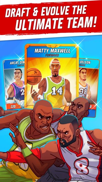 Rival Stars Basketball screenshot-0