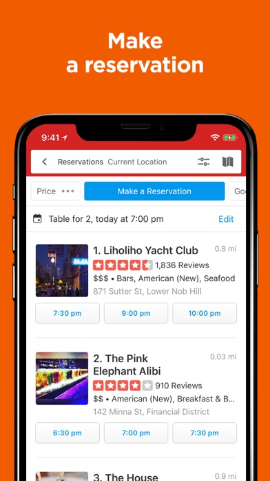 Yelp: Your Local City Guide for Windows