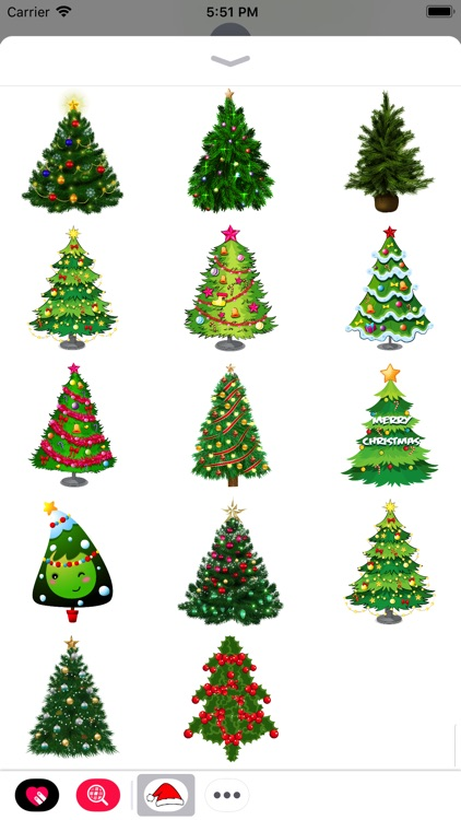 Christmas Stickers with Emojis screenshot-4