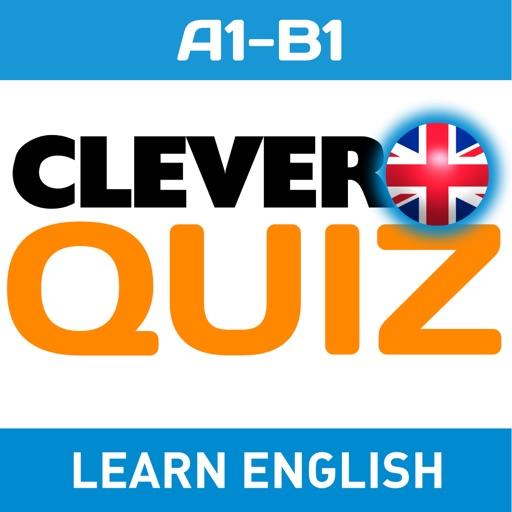 Clever English Quiz iOS App