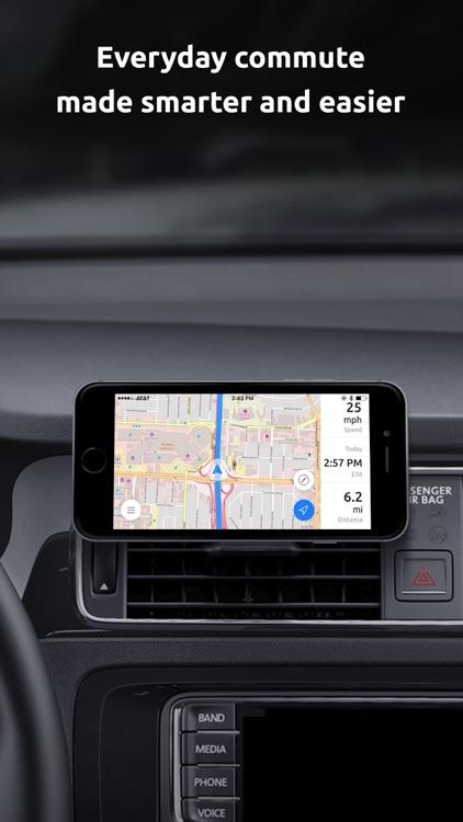 Hudway Go: Navigation with HUD screenshot-3