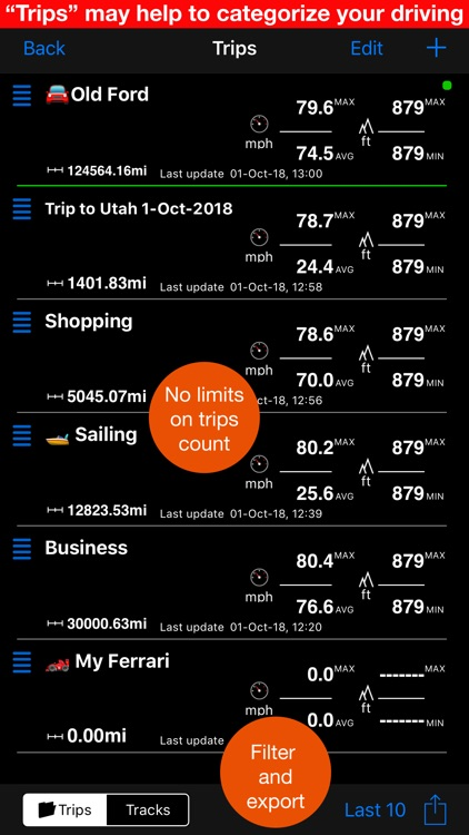 Speedometer 55 GPS Speed & HUD screenshot-7
