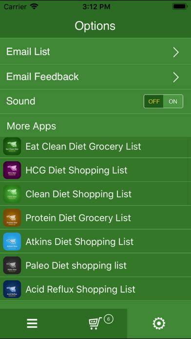 Candida Diet Shopping Listのおすすめ画像5