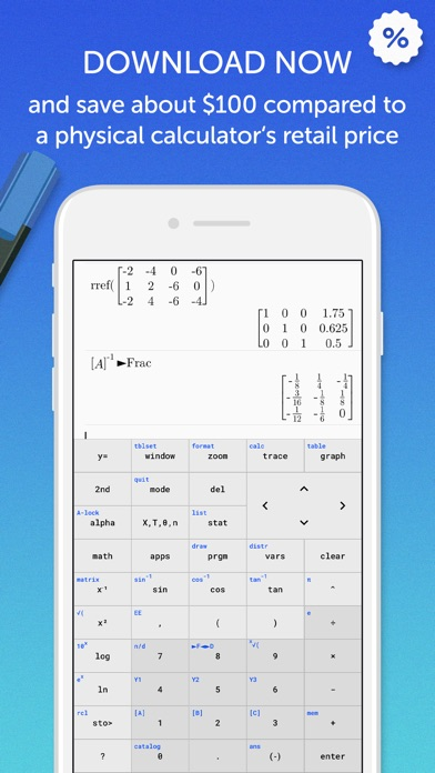 TI 84 Graphing Calculator Pro for Windows