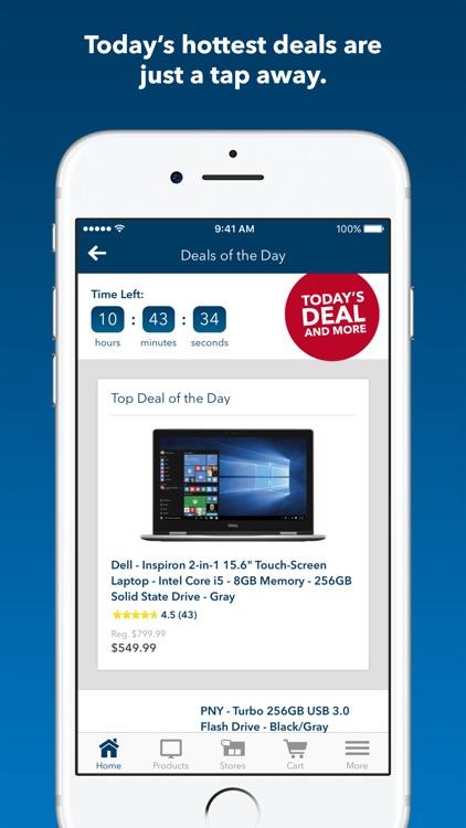 Best Buy screenshot-3