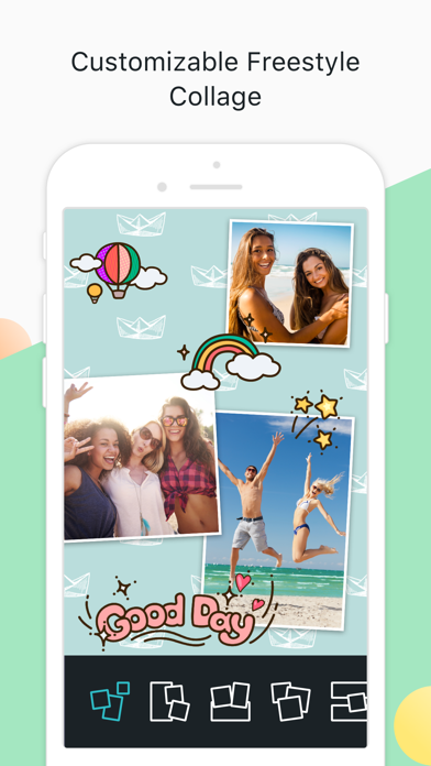 download PhotoGrid - Pic & Video Editor apps 0
