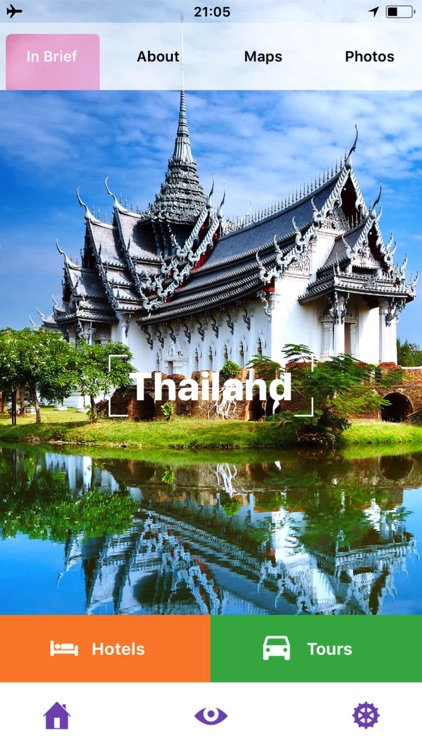 Thailand Travel Guide Offline.
