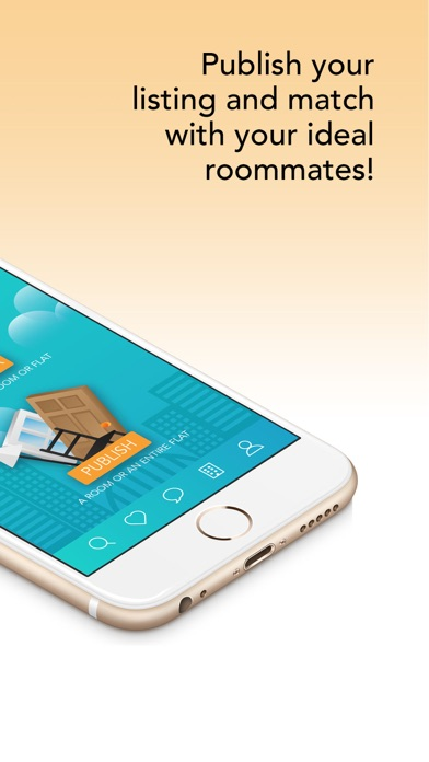 FlatFit:flatmates & sparerooms screenshot two