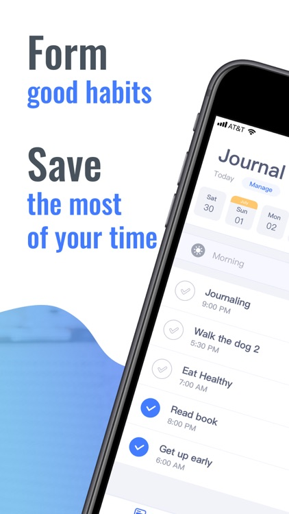 Habitify - The Habit Journal screenshot-0