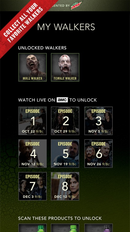 The Walking Dead Encounter screenshot-3