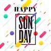sunday stickers