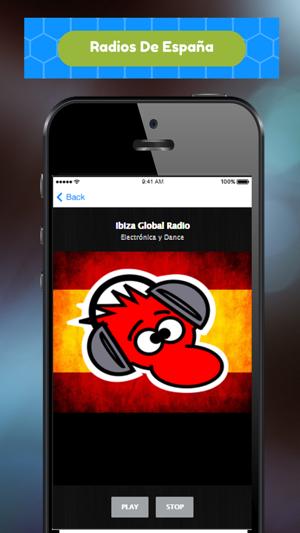 A+ Spain Radio Live - Best Spanish Radio on the App Store