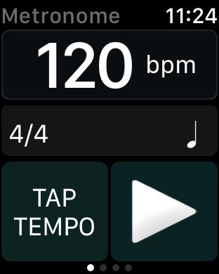 Screenshot #11 for TonalEnergy Tuner & Metronome