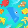 Go Merge Fish! Terrarium Game