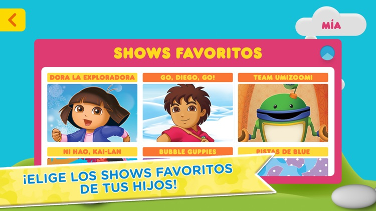 Mi Nick Jr screenshot-2