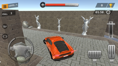 Car Parking In Labyrinth Maze - App - iOS me