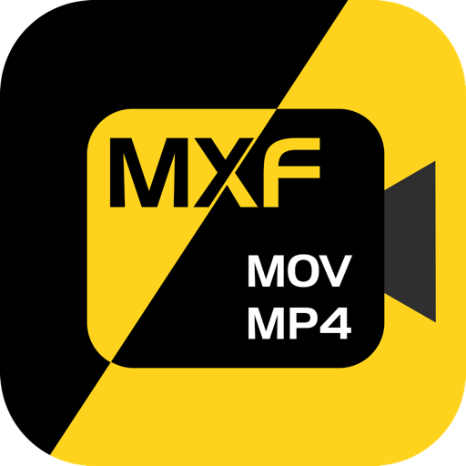 MXF Converter-toMOV/MP4
