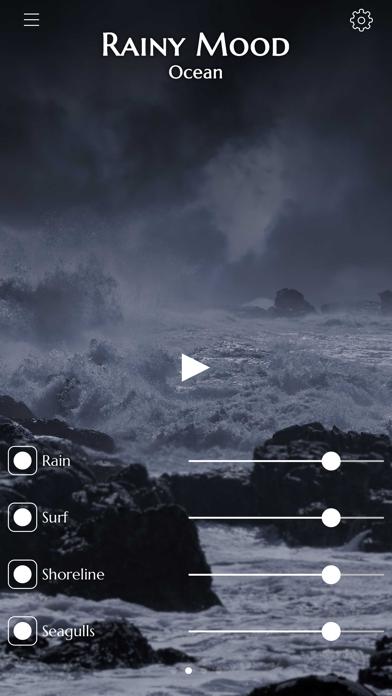 Rainy Mood app image