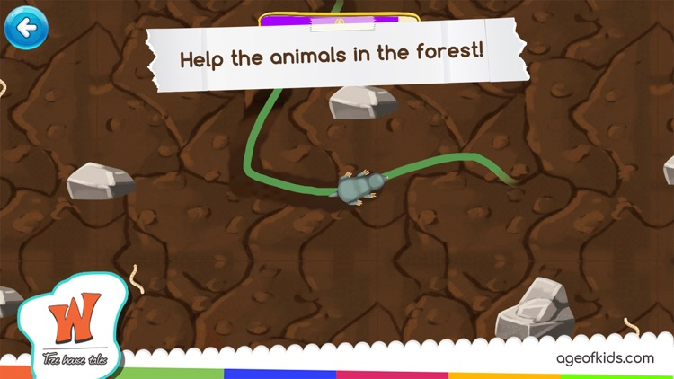 Animals Forest Wonderwood screenshot-9